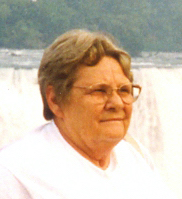 Phil and Mom In Niagara Falls 19970001