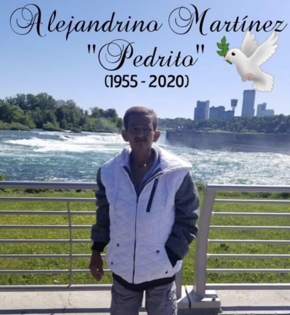 Alejandrino Martinez - Rochester, NY - Rochester Cremation