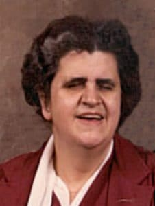 Irma Violet Smalley-Herzog - Greece, NY - Rochester Cremation