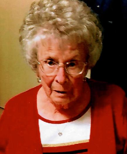 Alberta Rozieta Burger - Dansville, NY - Rochester Cremation